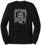 Long Sleeve:  Poe - The Raven - T shirt