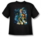 Youth: DC Comics New 52 - Aquaman #1 Camisetas