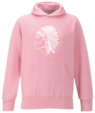 Women's Hoodie: Native American Indian T-Shirt