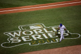 2011 World Series Game 7 - Rangers v Cardinals, St Louis, MO - October 28: Adrian Beltre Photographic Print by Doug Pensinger