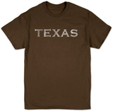 Texas Cities Shirts