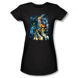 Juniors: DC Comics New 52 - Aquaman #1 Camisetas