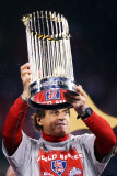 Cardinals Manager Tony La Russa Retires, St Louis, MO - October 28: Tony La Russa Photographic Print by Dilip Vishwanat