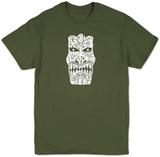 Big Kahuna Tiki T-shirts