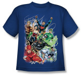 Youth: DC Comics New 52 - Justice League 1 Shirts