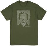 Poe - The Raven T-skjorter