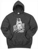 Hoodie: Astronaut Pullover Hoodie