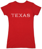 Juniors: Texas Cities T-shirts