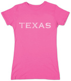 Juniors: Texas Cities Shirts
