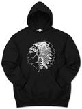 Hoodie: Native American Indian Shirt