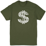 Dollar Sign Vêtements