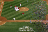 2011 World Series Game 7 - Texas Rangers v St Louis Cardinals, St Louis, MO - October 28 Photographic Print by Ezra Shaw