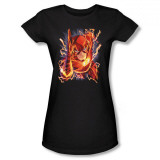 Juniors: DC Comics New 52 - Flash 1 T-shirts