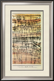 Ripe Harvest, 1924 Framed Giclee Print by Paul Klee