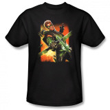 DC Comics New 52 - Green Arrow #1 T-Shirts