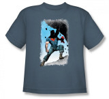 Youth: DC Comics New 52 - Action Comics 1 Alternate T-Shirt