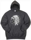 Hoodie: Native American Indian Pullover Hoodie