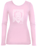 Women&#39;s Long Sleeve: Poe - The Raven T-Shirt