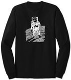 Long Sleeve:  Astronaut Long Sleeves