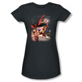 Juniors: DC Comics New 52 - Teen Titans 1 Shirts