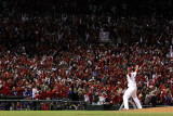2011 World Series Game 7 - Rangers v Cardinals, St Louis, MO - October 28: Jason Motte Photographic Print by Jamie Squire