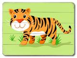 Tiger Wood Sign