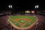 2011 World Series Game 7 - Texas Rangers v St Louis Cardinals, St Louis, MO - October 28 Photographic Print by Doug Pensinger