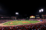 2011 World Series Game 7 - Rangers v Cardinals, St Louis, MO - October 28: Chris Carpenter Photographic Print by Doug Pensinger