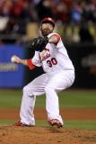 2011 World Series Game 7 - Rangers v Cardinals, St Louis, MO - October 28: Jason Motte Photographic Print by Ezra Shaw