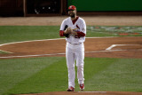 2011 World Series Game 7 - Rangers v Cardinals, St Louis, MO - October 28: Chris Carpenter Photographic Print by Rob Carr