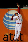 2011 World Series Game 7 - Rangers v Cardinals, St Louis, MO - October 28: Allen Craig Photographic Print by Doug Pensinger