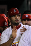 2011 World Series Game 7 - Rangers v Cardinals, St Louis, MO - October 28: Albert Pujols Photographic Print by Jamie Squire