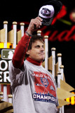 Cardinals Manager Tony La Russa Retires, St Louis, MO - October 28: Tony La Russa Photographic Print by Pool .