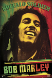Bob Marley - Buffalo Soldier Affiches