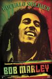 Bob Marley, Buffalo Soldier Affiches