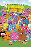 Moshi Monsters-Portrait Prints