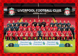Liverpool-Team 2011/2012 Posters