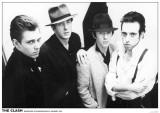 Clash-Glasgow Apollo 1980 Affiches