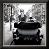 Lucinda in London, 1959 Art par Georges Dambier