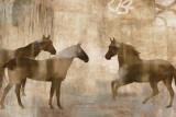 Horse Sense Print by Jason Mann