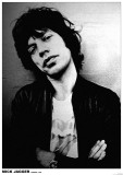 Mick Jagger-London 1975 Prints