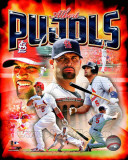 Albert Pujols 2011 Portrait Plus Photo