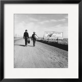 Toward Los Angeles, California Framed Photographic Print by Dorothea Lange
