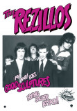 Rezillos-Sculpture Poster