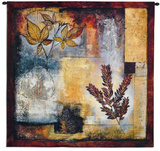Organic Autumn Wall Tapestry by  Dougall