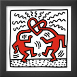 Untitled, c.1989 Prints by Keith Haring