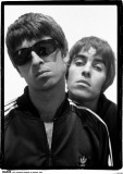 Oasis-Mtv 1994 Poster