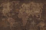 Świat (The World) Reprodukcje autor Luke Wilson