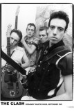 The Clash à Mogador, Paris, 1981 Affiches