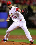 Chris Carpenter Game 7 of the 2011 MLB World Series Action (35) Photo
